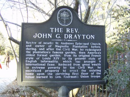 If you don't feel like clicking on the link, here's the photo of the historical marker.