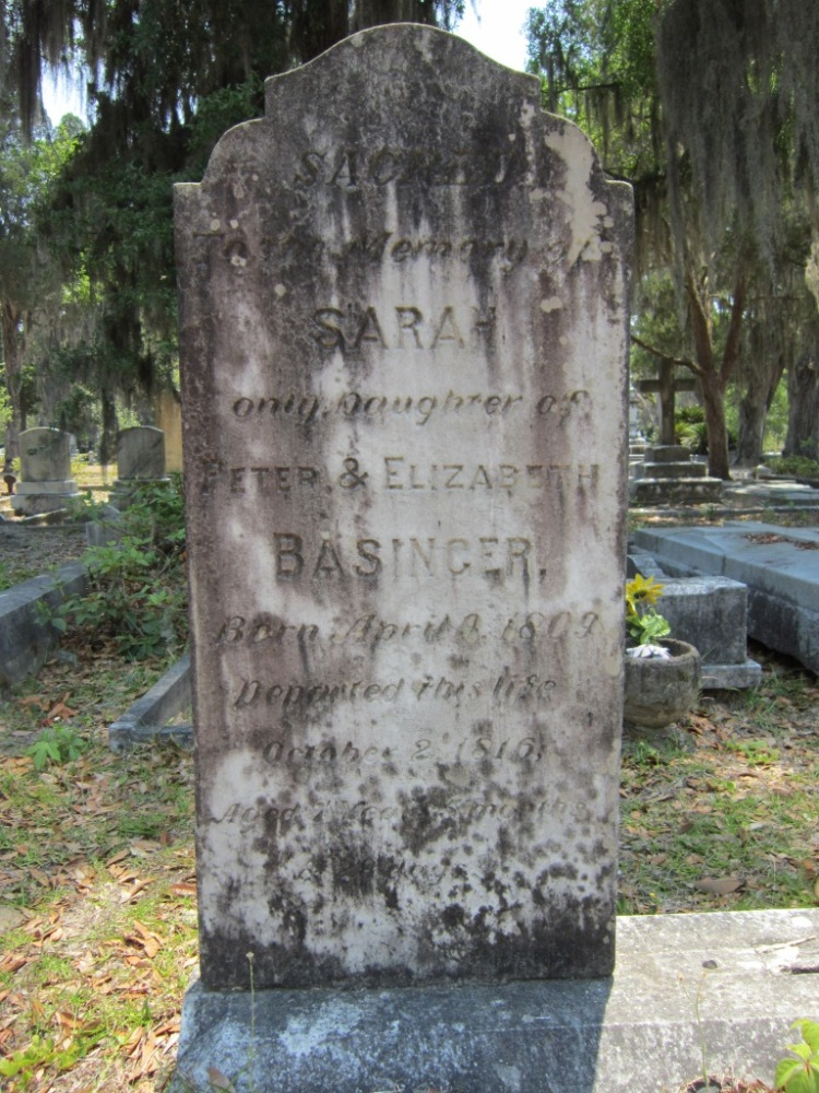 The Starr Family Plot in Bonaventure Cemetery, Savannah, GA (6/6)