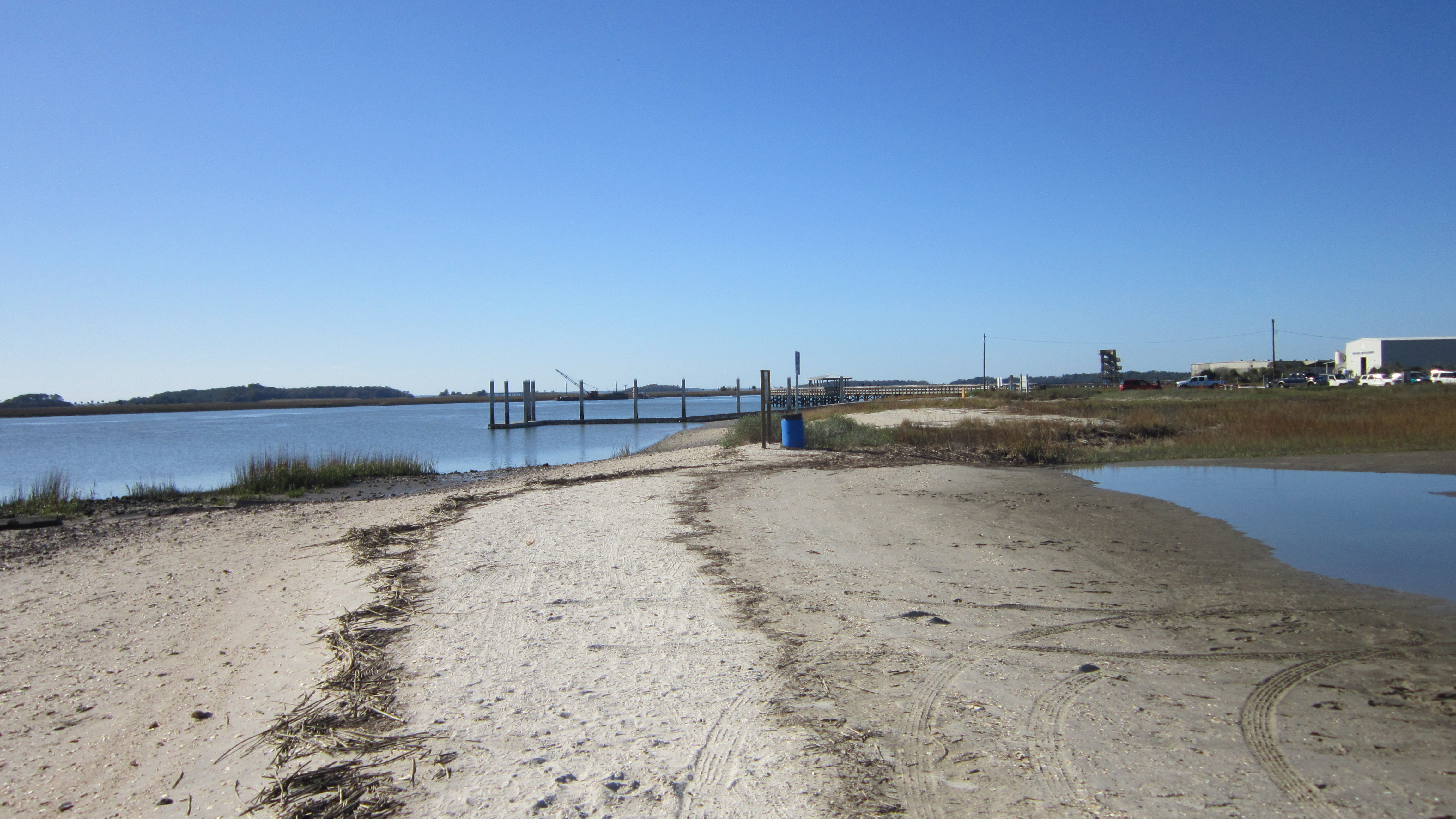 Sands Beach Port Royal Sc