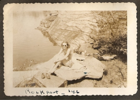 At Rockport 1946 (Added 1/9/15)