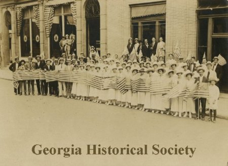 Courtesy of the Georgia Historical Society.