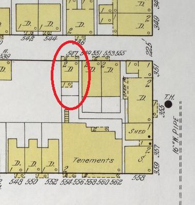 BarnesEdith 547CharltonLane1916 (zoom)