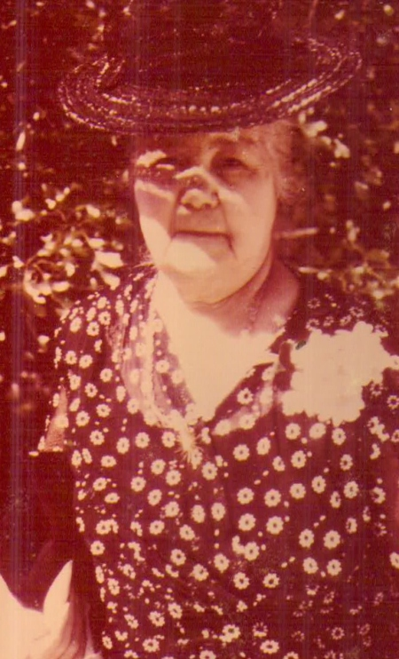 Georgia Agnes Bateson Lengnick.