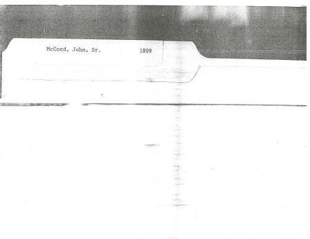 McCord John 1809 (a)
