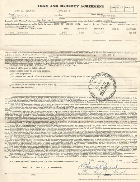 BankOfLenoirCity LoanAgreement0003