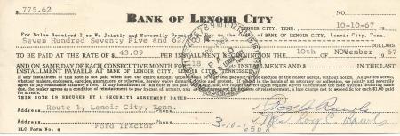 BankOfLenoirCity LoanAgreement0004
