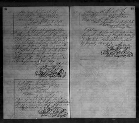 11-1-1866 Request for transport freedmen to Charleston SC