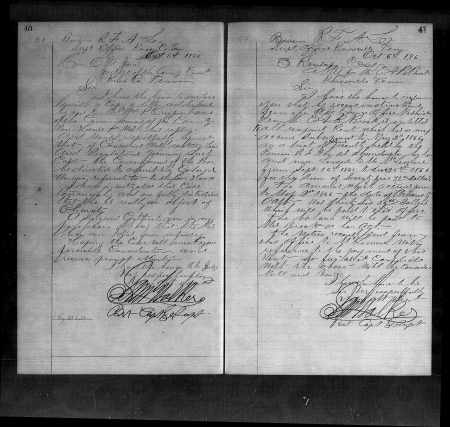 Letter to Judge 10-6-1866