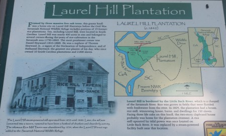 LaurelHill marker