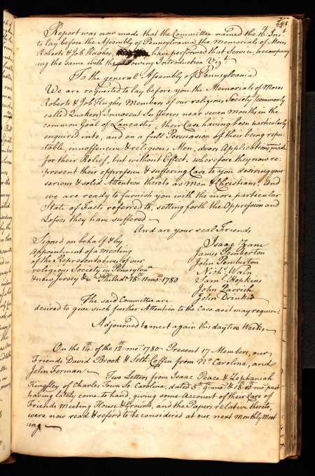 KingsleyZephaniah 1780 Charles Town SC