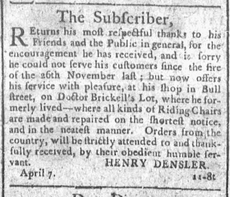 Columbian_Museum_&_Savannah_Advertiser_1797-04-07 DenslerHenry Chairmaker